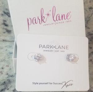 Park Lane Clear Impression Earrings